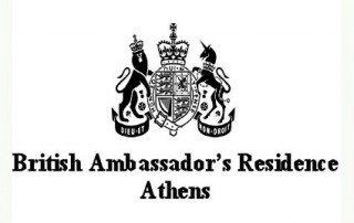 British Embassy Residence, Athens - LOGO