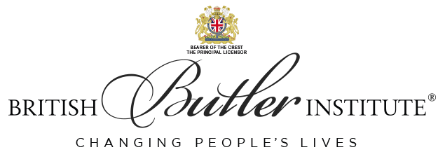 British Butler Institute Logo